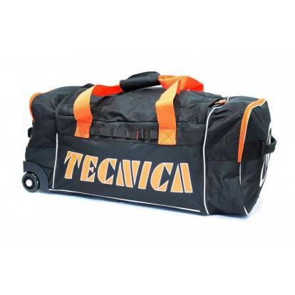 Taška Tecnica roller travel bag 100L oranžovo/černá