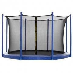 Vnitřní ochranná síť SPRINGOS na trampolínu 305 cm (10 ft) / 6 tyčí V160