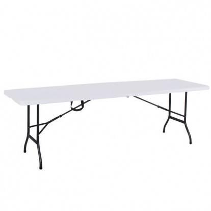 Skládací kempingový stůl SPRINGOS HUGO 240x70x74 cm