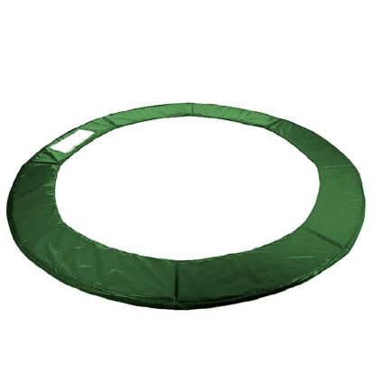 Kryt pružin SPRINGOS na trampolínu 220 cm (7 ft) zelený