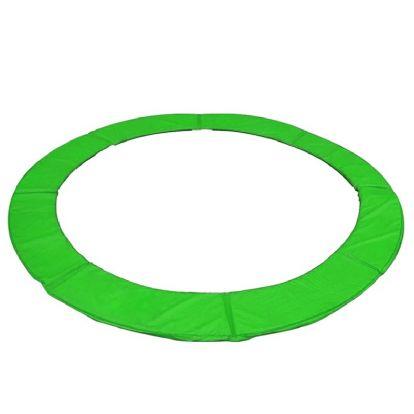 Kryt pružin SPRINGOS na trampolínu 220 cm (7 ft) světle zelený