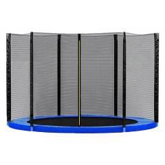 Ochranná síť SPRINGOS na trampolínu 275 cm (9 ft) / 6 tyčí