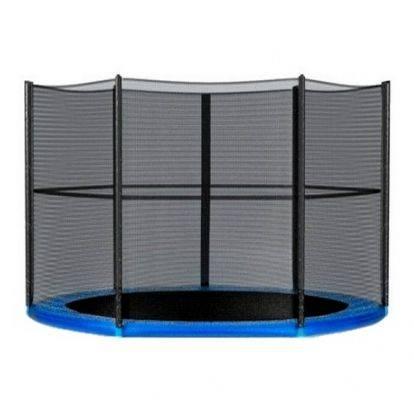 Ochranná síť SPARTAN na trampolínu 305 cm (10 ft) / 8 tyčí