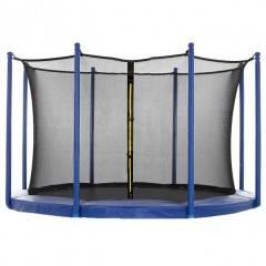 Vnitřní ochranná síť SPRINGOS na trampolínu 366 cm (12 ft) / 8 tyčí