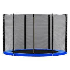 Ochranná síť SPRINGOS na trampolínu 396 cm (13 ft) / 6 tyčí