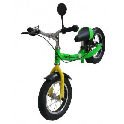 Odrážedlo Sedco Rider Cross NR3 barva zelená