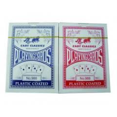 Karty na poker MAGIC STARS, 2 balíčky