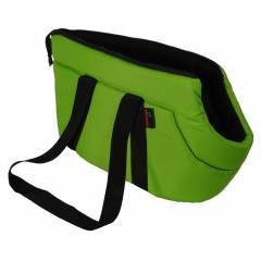 Cestovní taška pro zvířata Chico zelená