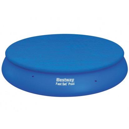 Bazénová krycí plachta Bestway 58035 457 cm