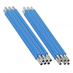 Náhradní tyč SPARTAN k síti na trampolínu, délka 214 cm + šrouby, modrá