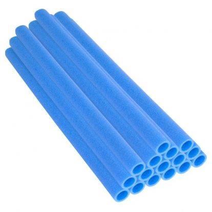 Ochranný molitan tyče trampolíny modrý SPRINGOS