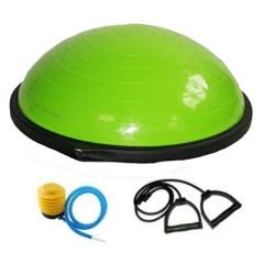 Balanční podložka SEDCO BOSA BALL EXTRA 63 cm zelená