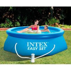 Bazén Intex Easy 244 X 76 cm s filtrací