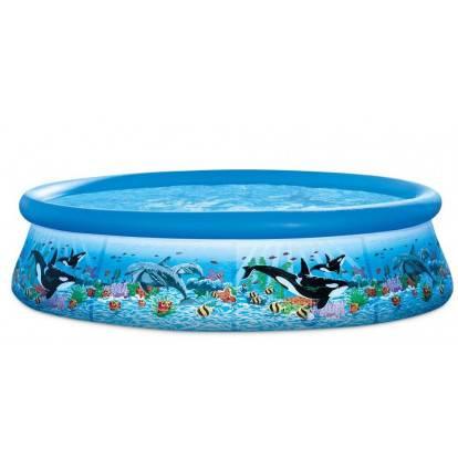Bazén INTEX EASY OCEAN 305x76cm s filtrací