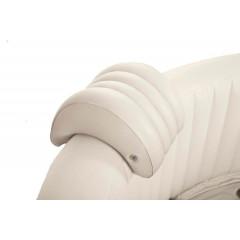 Opěrka hlavy INTEX bílá 39 x 30x 23 cm