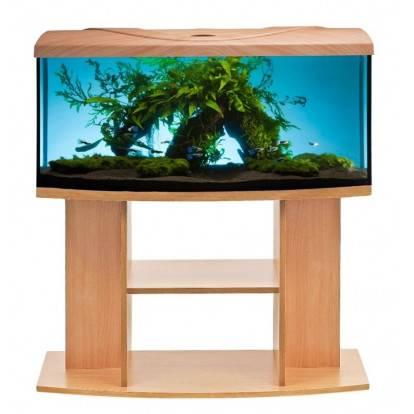 Akvárium set BUDGET 54l vypouklý DIVERSA
