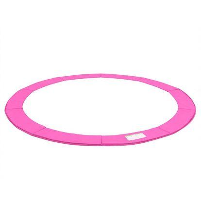 Kryt pružin SPRINGOS na trampolínu 244 cm (8 ft) růžový