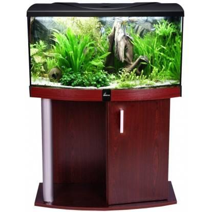 Akvárium set COMFORT 112l vypouklý DIVERSA