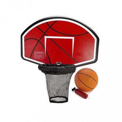 Basketbalový koš k trampolíně - SET