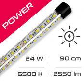 LED osvětlení do akvária GLASS POWER 24W, 90 cm, 6500K AQUASTEL
