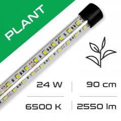 LED osvětlení do akvária GLASS PLANT COLOR 24W, 90 cm, 6500K AQUASTEL