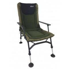 Rybářská židle s opérkou SEDCO FISHING FLEECE FC007