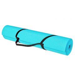 Podložka na cvičení 170x60x0,4 cm SPRINGOS SOFTMAT modrá