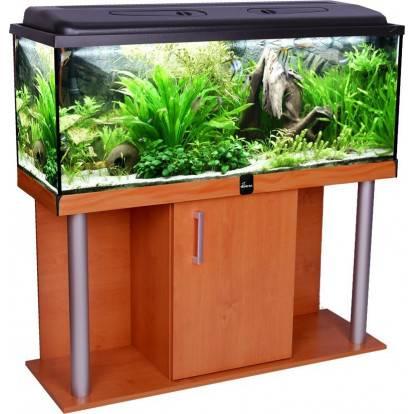 Akvárium set COMFORT 300l rovný DIVERSA