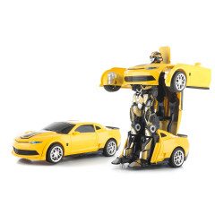 Hračka G21 R/C robot Yellow Star