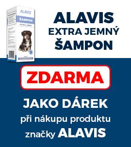 Akce - ALAVIS Šampon zdarma
