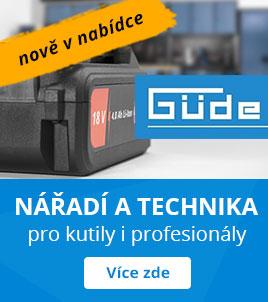 Nářadí a technika Güde