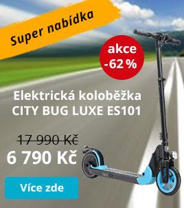 Elektrokoloběžka za super cenu