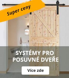 Systémy pro posuvné dveře