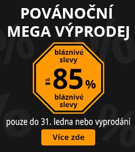 Povánoční Mega výprodej
